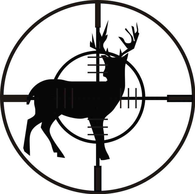deer crosshairs